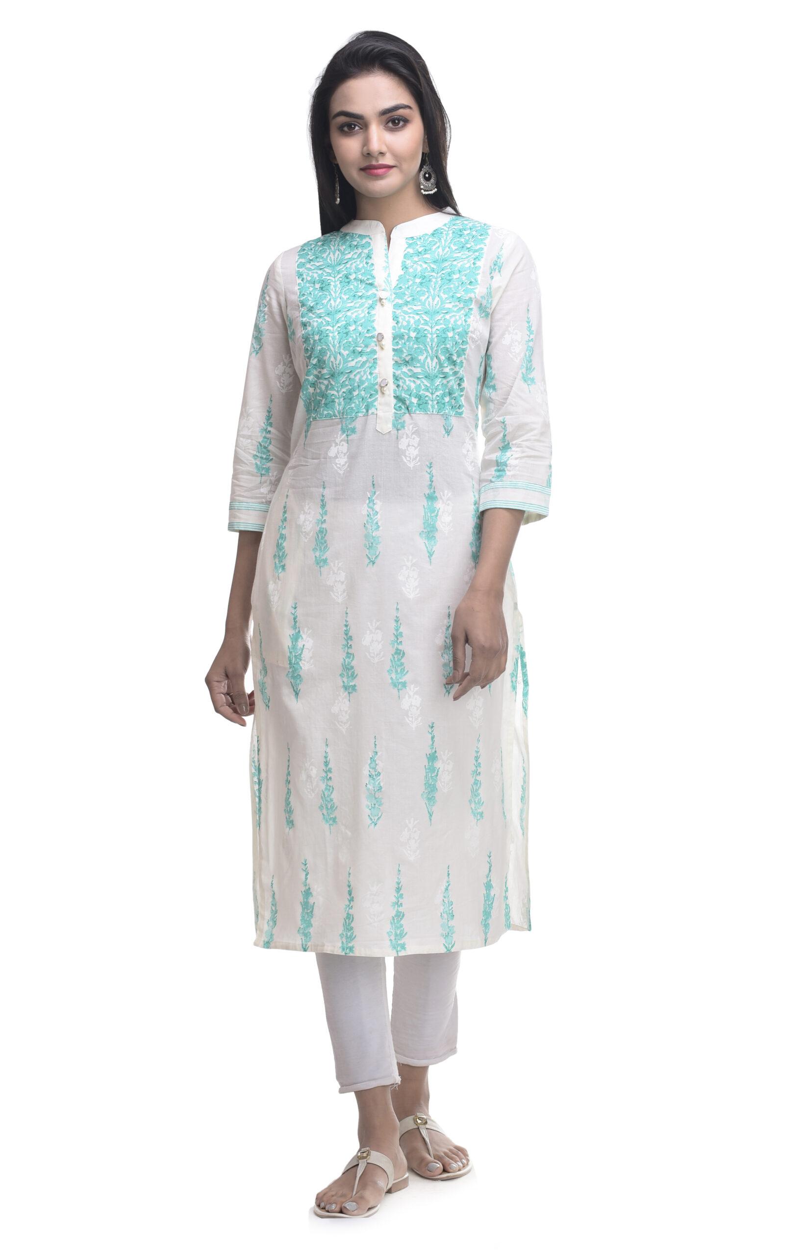 Cotton Printed Summer Kurta Manufacturer in Jaipur Rajasthan